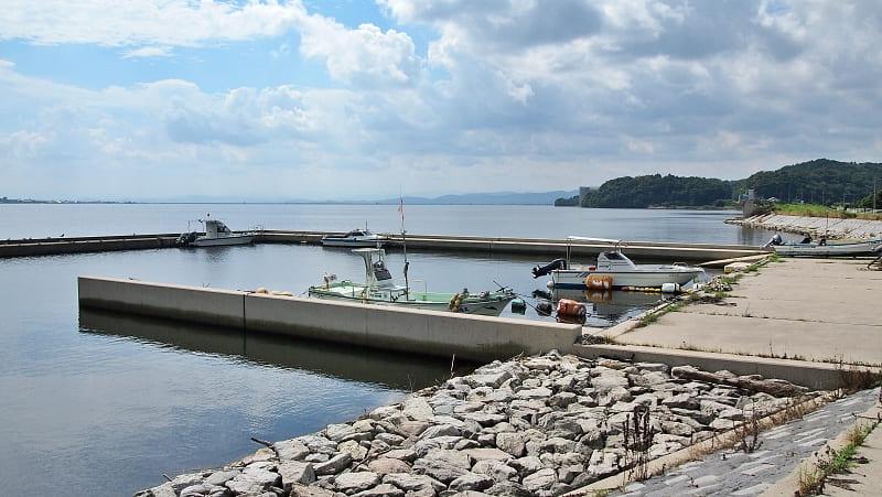 【新庄船溜まり周辺】中海シーバスポイントマップ【松江北部エリア】