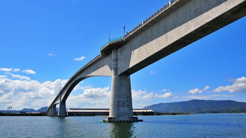 【江島大橋下】中海シーバスポイントマップ【境港エリア】