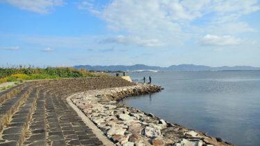 【亀崎】中海シーバスポイントマップ【江島・大根島エリア】