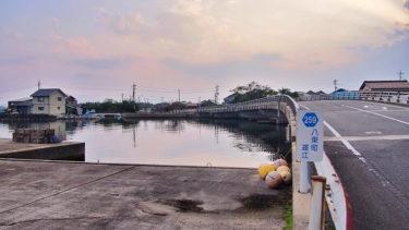 【遅江港】中海シーバスポイントマップ【江島・大根島エリア】