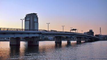 【宍道湖大橋下】大橋川シーバスポイントマップ【松江市街地エリア】