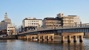 【松江大橋下】大橋川シーバスポイントマップ【松江市街地エリア】