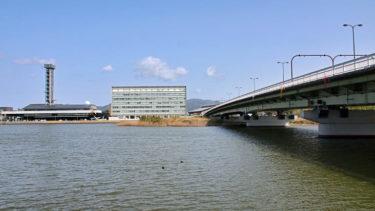 【くにびき大橋下】大橋川シーバスポイントマップ【松江市街地エリア】