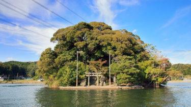 【塩楯島周辺】大橋川シーバスポイントマップ【大橋川南岸エリア】
